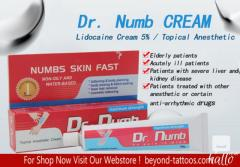 Dr. Numb is the Most Recommended Product in the market