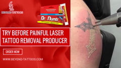 Beyond Tattoos  Try Before Painful Laser Tattoo Remova