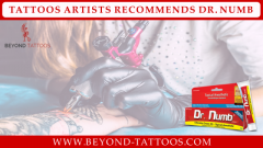 Beyond Tattoos  Tattoos Artists Recommends Dr. Numb