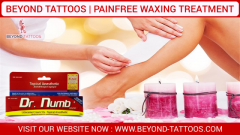 Beyond Tattoos  Painfree Waxing Treatment With Dr. Num