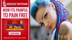 Beyond Tattoos  Pain Free Piercing Procedure