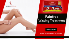 Buy Dr. Numb For Painfree Waxing  Beyond Tattoos