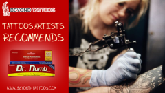 For Painless Procedure, Tattoos Artists Recommends