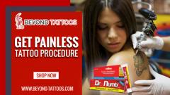 Get Painless Tattoo Procedure  Beyond Tattoos
