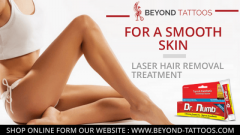 Beyond Tattoos  Try Dr. Numb For Laser Hair Remo