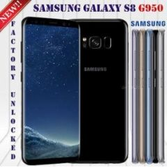 Brand new Samsung Galaxy S8 G950FD Unlocked Phone (64GB