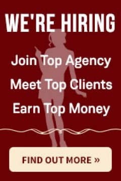 Escorts Required to Join Top London Agency