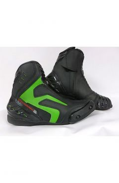 NEW XTRM MOTORCYCLE SHORT BOOTS - EAGLE PADDOCK ARMOUR
