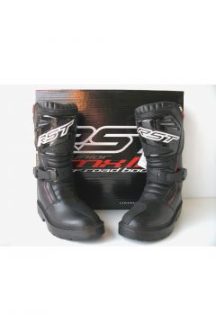 RST 1676 MOTOCROSS KIDS BOOTS - OFF ROAD MOTORBIKE PITB