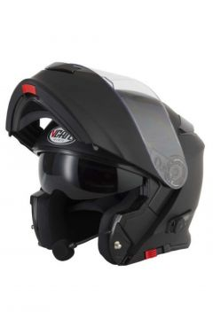 VCAN BLUETOOTH HELMET - V271 FLIP FRONT - OXFORD SCREAM