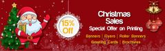 Cheap Christmas Sale upto 15 all products Printwin