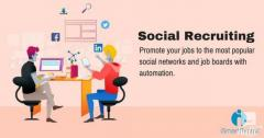 Social Recruiting Using - iSmartRecruit