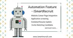 Automation in Recruiting - iSmartRecruit