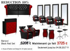 Furniture Set for hair salon