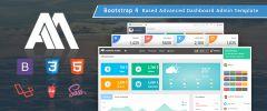 Bootstrap Laravel Admin Template- Admire