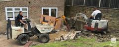 Reliable Groundwork Contractors in Wakefield
