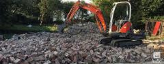 Mini Digger Hire in South Yorkshire