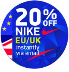 BULK BUY 20 PULSE Nike UKEU Discount Codes