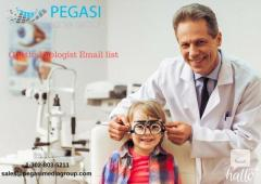 Ophthalmologist Email List in UK