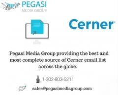 Cerner Email List Cerner Mailing List in UK