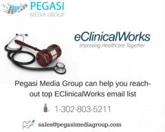 eClinicalWorks Email List and Mailing List in UK
