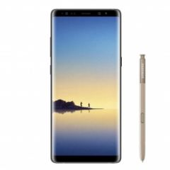 New Samsung Galaxy Note 8 Maple Gold SM-N950F LTE 64GB