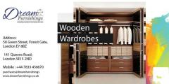 Wooden Wardrobes in UK