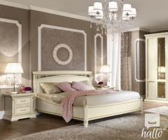 Treviso Night Bed With Ring