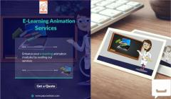 E-Learning Animation Services-Pep creations Animation