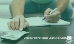 Reliable Source for Unsecured Loans without Guarantor