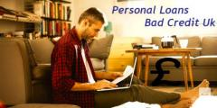 Get Access to Personal Loans for Bad Credit in UK