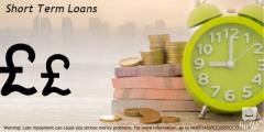 Short Term Loans finances are a click away