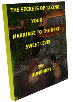 The secrets of taking your marriage to the next sweet