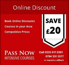 Join Intensive Affordable Driving Course To Lear