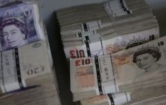 UNDETECTABLE COUNTERFEIT BRITISH POUND FOR SALE