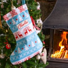 Our Range of Christmas Stockings - Izabela Peters