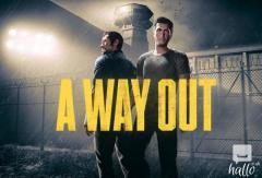 Pre-Order A Way Out  Pc Game  Origin Key