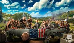 Far Cry 5 Steam Key At Lowest Price Ever.