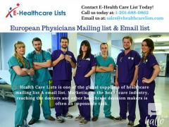 European Physicians Mailing list & Email list in UK
