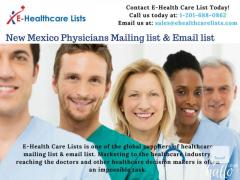 New Mexico Physicians Mailing list & Email list in UK