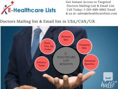 Doctor Email Database in UK