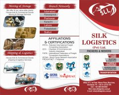 SILK Packers and Movers ISB-RWP Pakistan