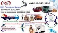 Silk Packers And Movers Islamabad