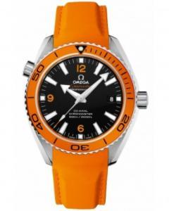 Omega Planet Ocean 600M 42Mm Orange