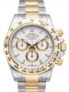 Rolex Daytona White 116503