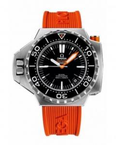 Omega Seamaster Ploprof 1200M Orange
