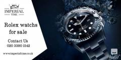 Buy Rolex Yachtmaster in London