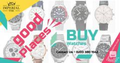Find the good places to buy watches in UK