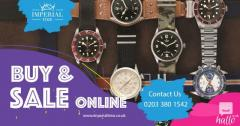 Right Place to Sell Watches Online