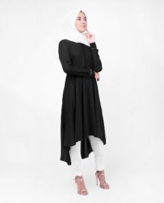 Buy Islamic Midi Tunic Dress from Haiqah Online Store